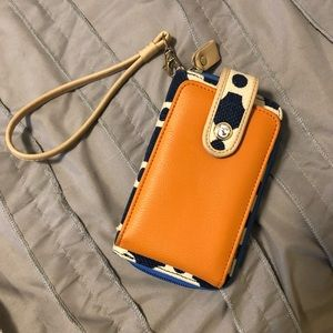 spartina Bags - Wallet with Wrist Strap